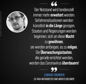 Zitat von Edward Snowden